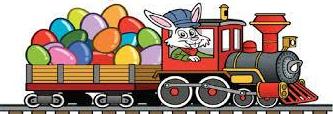 Easter Train3